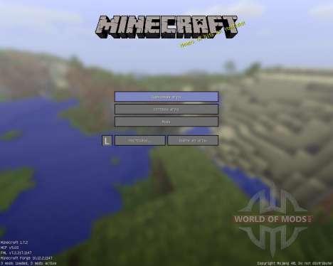 SmoothCraft ResourcePack [16x][1.7.2] para Minecraft