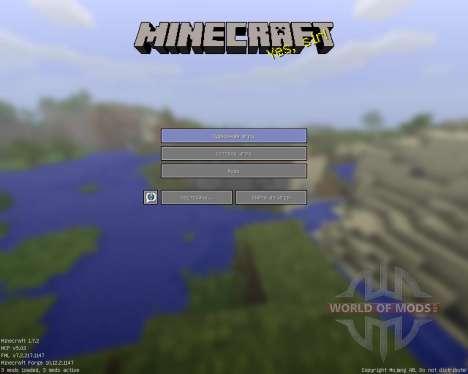 MarreSteik [16x][1.7.2] para Minecraft