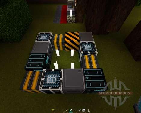 SpaceLab [32x][1.8.1] para Minecraft