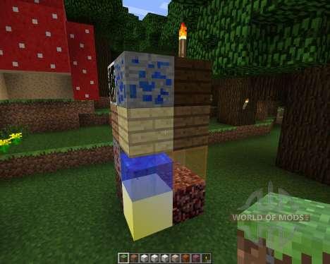 Robinrakos [16x][1.7.2] para Minecraft