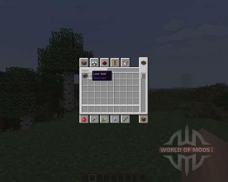 LavaBoat [1.7.2] para Minecraft