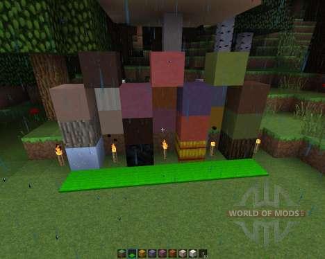 Jammys Texturepack [128x][1.7.2] para Minecraft