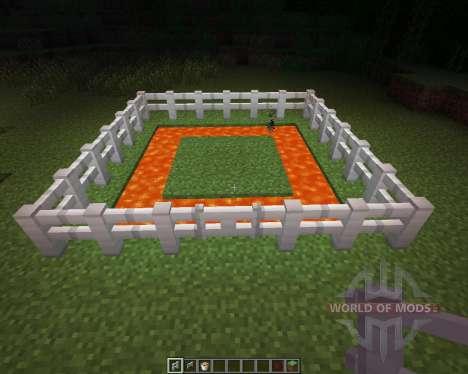 Iron Fence [1.6.2] para Minecraft