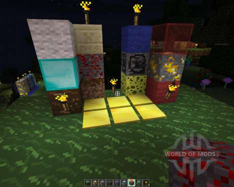 The Steel Pack [16x][1.7.2] para Minecraft