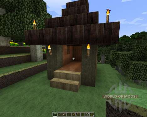 A Tale of Souls and Swords [128x][1.7.2] para Minecraft