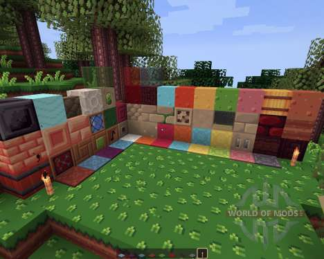 Floatsy, Cuteness Reinvented [16x][1.8.1] para Minecraft
