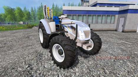 New Holland T4.75 garden edition v2.0 para Farming Simulator 2015
