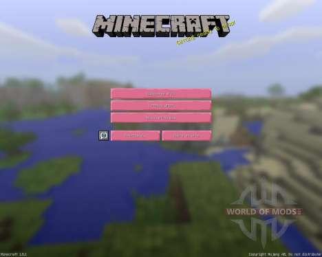 Cute Bit [8x][1.8.1] para Minecraft