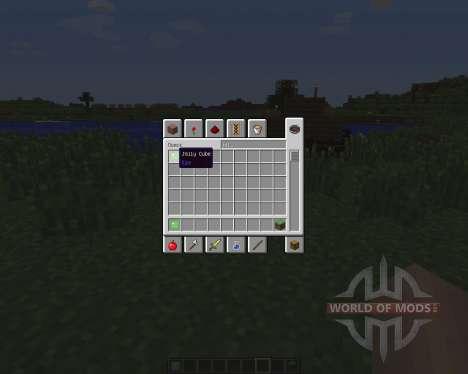 Jelly Cubes [1.6.2] para Minecraft