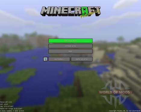 Improve [32x][1.7.2] para Minecraft