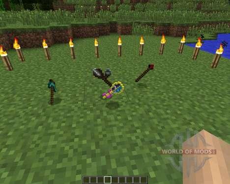 Gizmos [1.6.2] para Minecraft
