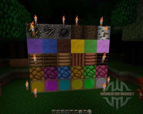 David Detailed [64x][1.7.2] para Minecraft