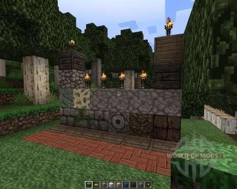 Conquest [32x][1.7.2] para Minecraft