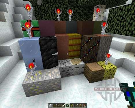 Christmas Texturepack [64x][1.8.1] para Minecraft