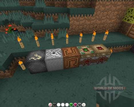 Steamed Up [16x][1.8.1] para Minecraft