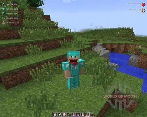 Better PvP [1.7.2] para Minecraft