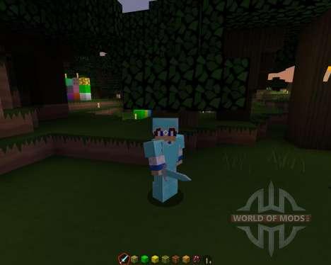 Tyzas SimplySharp [h][1.8.1] para Minecraft