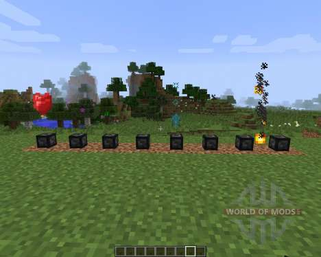 Particle in a Box [1.7.2] para Minecraft