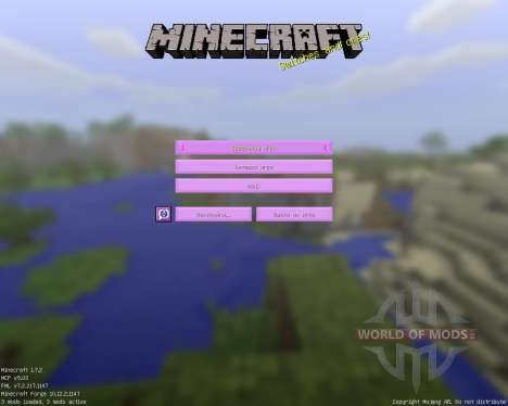 CanterlotCraft [16x][1.7.2] para Minecraft