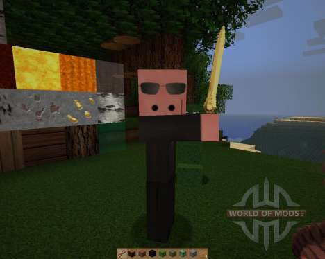 Full of Life [128x][1.8.1] para Minecraft