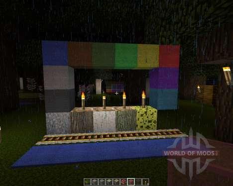HD modern [128x][1.7.2] para Minecraft