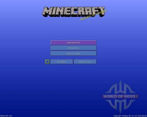 Delborol [32х][1.8.1] para Minecraft