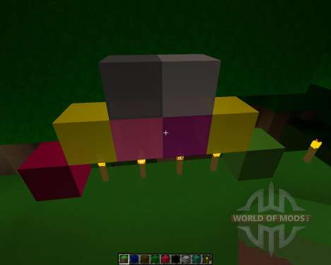 Painted [128x][1.7.2] para Minecraft