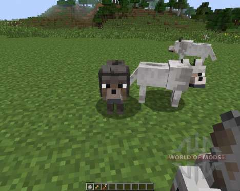 Sophisticated Wolves [1.7.2] para Minecraft