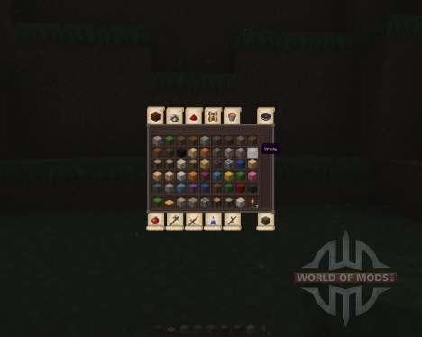 Chivalry [16x][1.7.2] para Minecraft
