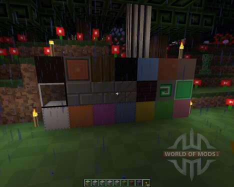 Nuper Gummi Pack [16x][1.8.1] para Minecraft