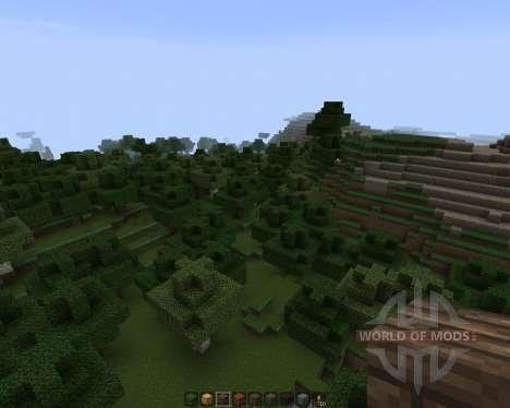 SMPs Revival [16x][1.7.2] para Minecraft