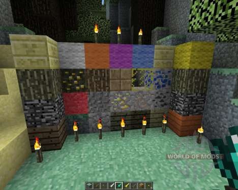 The Aether Pack [16x][1.8.1] para Minecraft