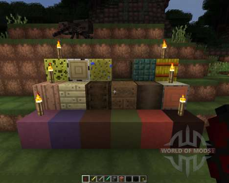 Affluence [16x][1.8.1] para Minecraft