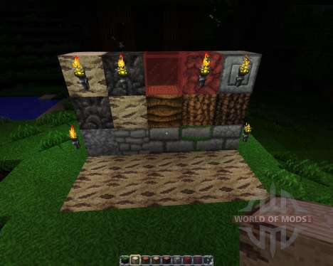 The Arestians Dawn RPG Styled [32x][1.8.1] para Minecraft