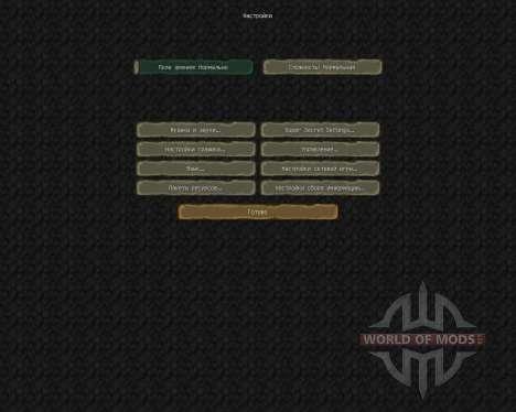 WIP-DamoCraft [32x][1.7.2] para Minecraft