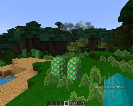 Luigi [128x][1.8.1] para Minecraft