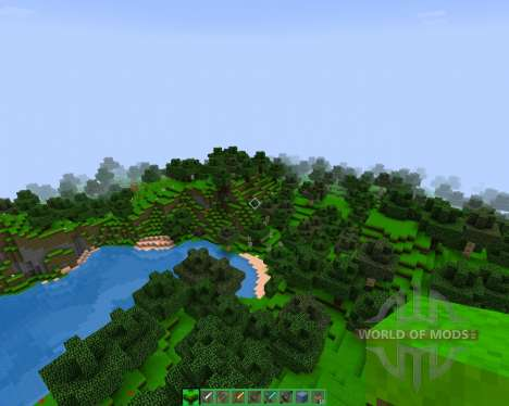 Ranovas SummerPack [16x][1.7.2] para Minecraft