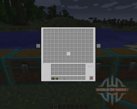 Multi Page Chest [1.6.2] para Minecraft