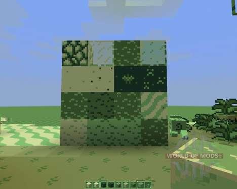 CraftBoy Green [16x][1.8.1] para Minecraft