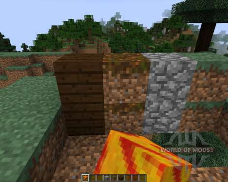Chameleon Blocks [1.7.2] para Minecraft
