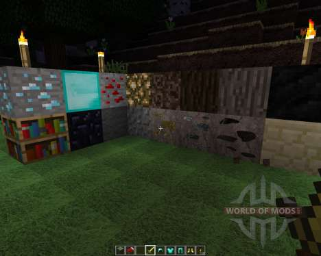 Abstaria [128x][1.7.2] para Minecraft
