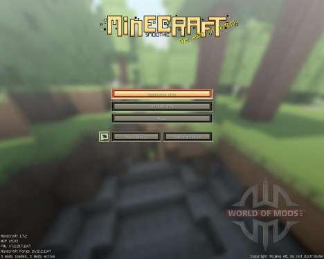 Smoothic [16x][1.7.2] para Minecraft
