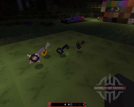 Kingdom Hearts Style [16x][1.8.1] para Minecraft