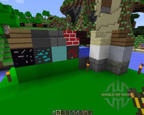 Cartoon Life [256x][1.8.1] para Minecraft