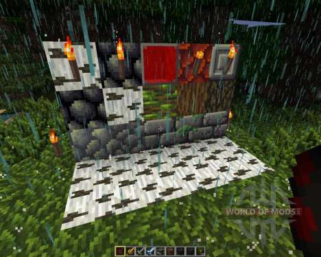 Plunders PixelCraft [16x][1.8.1] para Minecraft