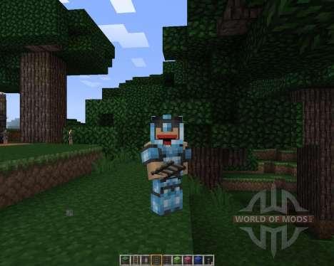 Pixel Perfection [16x][1.7.2] para Minecraft