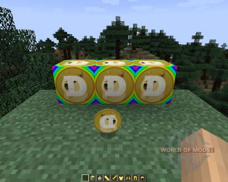 Doge [1.7.2] para Minecraft