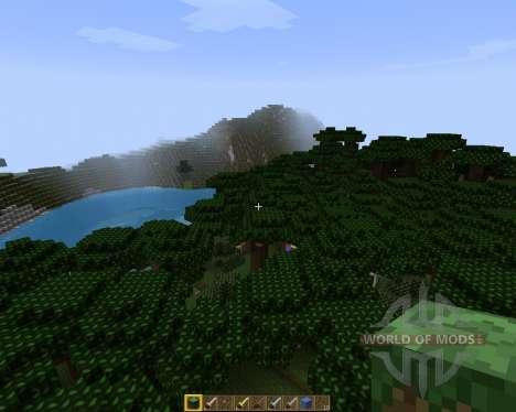 LumberCraft [16x][1.7.2] para Minecraft