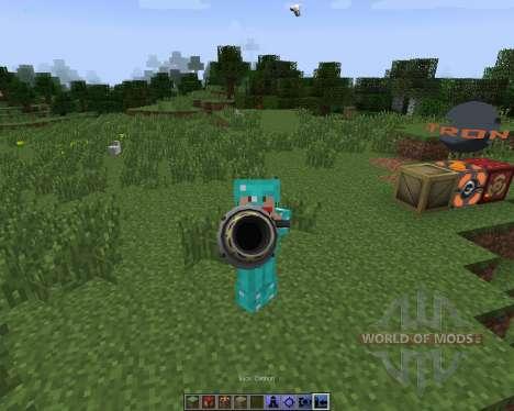 Ratchet and Clank [1.7.2] para Minecraft
