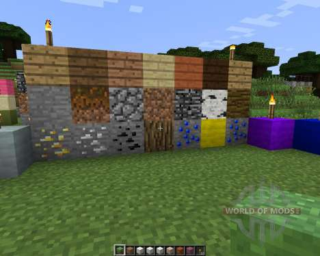 DJMs pack [32x][1.7.2] para Minecraft